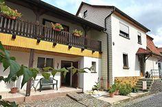Ferienhaus Gleichamberg in Römhild für 6 Personen, 2 Schlafzimmer, Hund erlaubt bei tourist-online buchen - Nr. 5985536