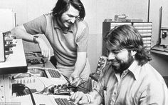 A Rare Look Into The Early Days Of Apple Computers