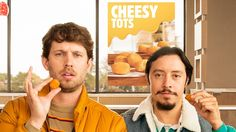 Napoleon Dynamite and Pedro Reunite in Burger King's New Cheesy Tots Commercial