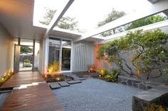 Image result for mid century gardens
