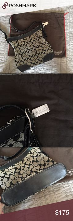 bd326346c Authentic Black Coach Bag Authentic Black Coach Bag. Bag is in great  condition with some