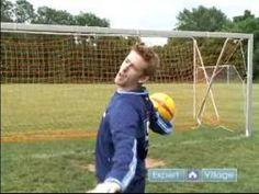 Goal Keeping Tips & Moves in Soccer : Throwing the Ball: Soccer Goalie Tips