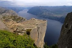 Picture of Lysefjord, Norway