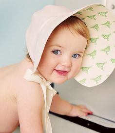 Baby Jane Sun Bonnet PDF Pattern by bellieboo36 on Etsy