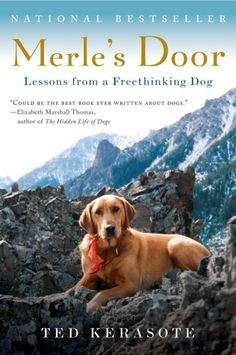 Merle's Door: Lessons from a Freethinking Dog by Ted Kerasote. $10.20. Save 32% Off!. http://www.letrasdecanciones365.com/detailb/dpinl/0i1n5l6c0f3q4n5u0c6z.html. Author: Ted Kerasote. Publisher: Mariner Books; 1 edition (April 21, 2008). Publication Date: April 21, 2008. Now including a wonderful new photo insert chronicling Merle's life, this national bestseller explores the relationship between humans and dogs. How would dogs live if they were free? Wo...