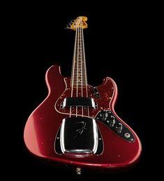 Fender 64 Jazz Bass Relic CAR CO #guitar #thomann