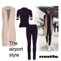 Airport style inspiration by Tonia Sotiropoulou!