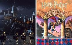 Best Fictional Schools from Books: #1 Hogwarts from Harry Potter! Of course it is, right?