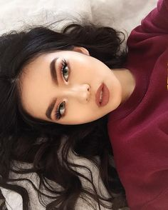 Cut crease look from Jessica Vu -ig: Makeup Goals, Makeup Inspo, Makeup Inspiration, Makeup Tips, All Things Beauty, Beauty Make Up, Hair Beauty, Jessica Vu, Looks Teen