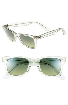Ray-Ban 'Ice Pop Icon - Wayfarer' 50mm Sunglasses