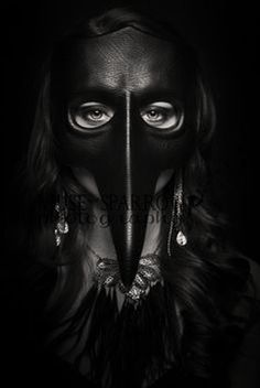 Masquerade – Muse and Sparrow Photography Georges Braque, Concept Photography, Editorial Photography, Pablo Picasso, Bird Masks, Plague Doctor, Hidden Face, Creative Portraits, Cosplay