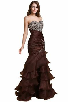 Sunvary Mermaid Sweetheart Prom Gowns Cocktail Party Dresses Long with Rhinestones- US Size 2- Chocolate Sunvary,http://www.amazon.com/dp/B00D011CK8/ref=cm_sw_r_pi_dp_u5WIsb0JYXJNS4RY