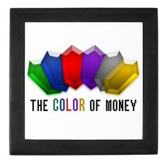 My money is coloriffic.  Is yours?