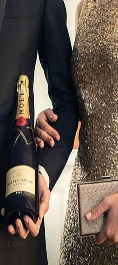 Moët & Chandon ♥✤Almost time to ring in 2015 | The House of Beccaria#