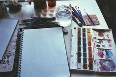 watercolour dreams