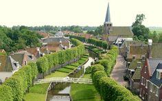 Stadswandeling IJlst in Friesland