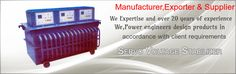 Protect Your Industrial Machinery From Extreme Voltage Fluctuations With A leading #manufacturer and #supplier of #ServoVoltageStabilizers,#powerengineers.