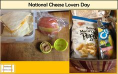 National Cheese Lovers Day