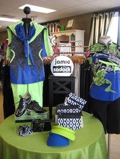 Mrs Golf - Ladies Golf Apparel, Shoes, Accessories - Jamie Sadock Fizz Collection