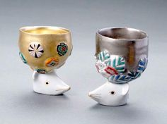 Ueba Kasumi.  I don't think these are antiques but utterly charming and had to include them