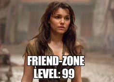 Friend-Zone Eponine // Click for more Les Misérables Memes