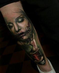 From Sam Barber Tattoo