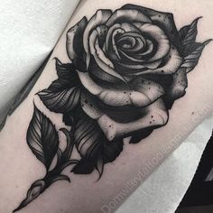 I got to do this rose on Keane this morning, thanks man! done using supplies from @tattoosuppliesuk #tattoo #tattooworkers #tattooistartmagazine #tattooartistmagazine #thebesttattooartists #uktta #uktattoo #uktoptattooartists #black #blackwork #blacktattoo #blacktattoos @blackworkers #blackworkers #blackworkerssubmission #blxckink #rosetattoo