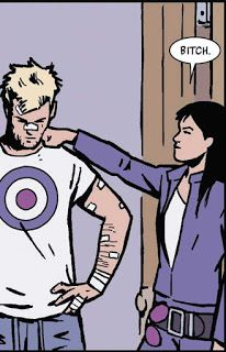 Hawkeye is Lame  Clint Barton is Hawkeye a hero with no super powers. Clint Barton is a normal man who happens to also be deaf. He's made a name for himself throughout the Marvel universe by being the best archer and generally one of the most accurate characters in the universe. During his time as a hero Clint has served on many teams most notably The Avengers. He's died and been resurrected but one thing that remains constant is heroic drive to help people. He's also lame. 1. He was…