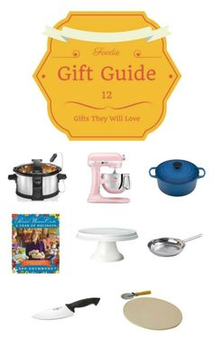 Foodie Gift Guide - 12 Gifts They Will Love | #eBayGuides #ad #holidaygiftguide