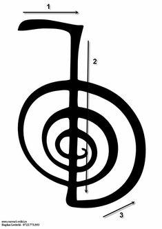 Simbolul Reiki - Cho Ku Rei