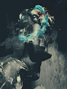 """""""Michał Mozolewski is a Gdańsk, Poland based artist who intersects the lines of impressionist art, photography modeling ,sculpting and digital illustration. Surealism Art, History Of Drawing, Street Art, Graffiti, Sketching Techniques, Bizarre Art, Digital Portrait, Digital Art, Impressionist Art"""