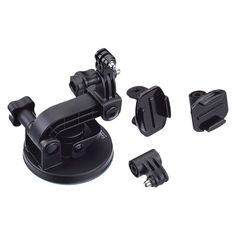 GoPro Suction Cup, Adventure Camera and Camcorder Mounts