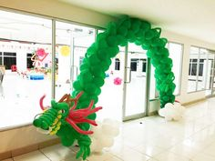 Dragons Birthday Party Ideas | Photo 1 of 18 | Catch My Party