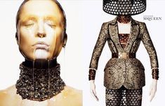 craziest alexander mcqueen runway shows - Google Search