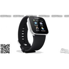Sony Smartwatch Price in Pakistan Mega.pk is an online shopping place for buying mobiles, laptops, tablet pc, computers, and other electronic gadgets in good prices. Buy Sony SmartWatch by mega. Cool Technology, Wearable Technology, Technology Gadgets, Tech Gadgets, Gadgets Shop, Mobile Technology, Travel Gadgets, Apple Watch 42mm, Ipod Nano