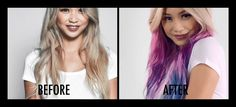 3 technologies, 3 levels of commitment and 34 customisable shades to choose from. Colorista Washout is the new semi-transparent hair colour that lets you switch and change your colour whenever you want. From crazy cool pastels to super brights—find your Colorista colour today and join the revolution. #DoItYourWay