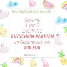 #GEWINNSPIEL!  Bald ist es soweit - die zweite Ausgabe des #KinderzimmerShoppingGuide2018 erscheint! Um euch die Wartezeit zu verkürzen habe ich heute ein MEGA TOLLES GEWINNSPIEL für euch! Gemeinsam mit Lisa @lisa_mpunkt verlose ich zwei Shopping-Gutschein-Pakete im GESAMTWERT VON 800 EUR!  Eines der beiden Gutschein-Pakete zu gewinnen und bei insgesamt 32 Shop-Partnern kostenlos einzukaufen ist ganz einfach und geht so: 1.) Like dieses Bild 2.) Folge @lisampunkt und @whatleoloves.de 3.)…