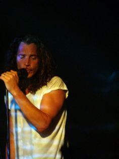 Divine man with a divine voice - Chris Cornell