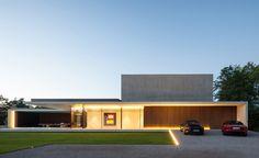 VDB House by Govaert & Vanhoutte Architects – casalibrary