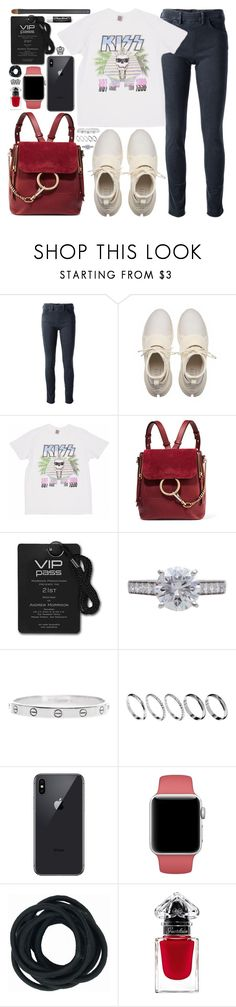 """""""Harry"""" by carolsposito ❤ liked on Polyvore featuring Acne Studios, Puma, Junk Food Clothing, Chloé, Cartier, ASOS, Chapstick and Surratt"""