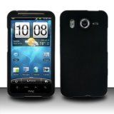 HTC Inspire 4G Rubberized Black Protective Skin Case Cover for HTC Inspire 4G - AT (Wireless Phone Accessory)  - Get Special Price For HTC today!!