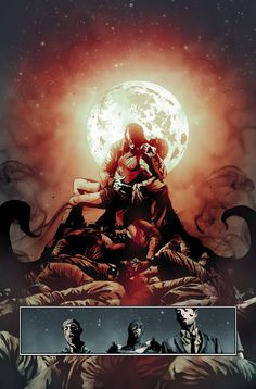 Art: Andrea Sorrentino Colors: It's me, Maiolo! I vampire 12 Page 20 Vampire Comic, Dc Comics Characters, Fictional Characters, Comic Page, Comic Character, Supernatural, Creatures, Darth Vader, Deviantart