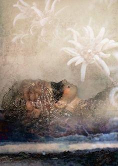 Sleeping Beautyoriginal photos processed at PS por FleurBonheur, $19.00