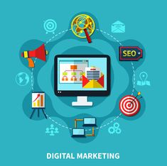 #Digital #marketing is the use of the #internet, #mobile #devices, #social #media, #search #engines, #display #advertising and other #channels. Best Digital Marketing Company, Digital Marketing Strategy, Digital Marketing Services, Content Marketing, Social Media Marketing, Professional Web Design, Seo Techniques, Online Marketing Strategies, Search Engine Marketing
