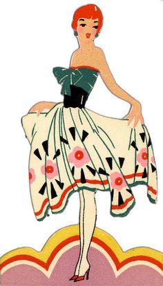 So Passé Vintage: Happy Flapper Friday! Art Deco