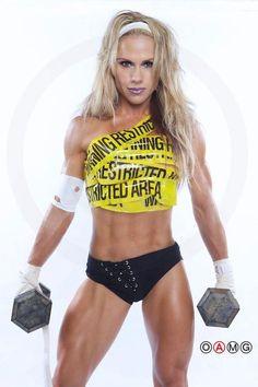 Monica Brant - Fitness Legend  #fitnessfriday