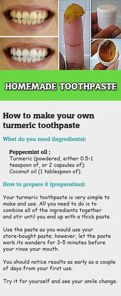 Homemade Tooth Paste for Treating Gum Disease and Whitening Teeth!  We spent a lot of time taking care of our teeth because they are one of the most important factors of our facial beauty.
