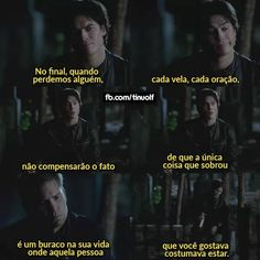 Exatamente... As series se tornam essas pessoas Damon Salvatore Frases, Frases Tvd, Hello Brother, How I Met Your Mother, Vampire Diaries The Originals, Delena, Step By Step Drawing, Series Movies, Teen Wolf