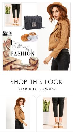 """""""SheIn 7/10"""" by smajicelma ❤ liked on Polyvore featuring Sephora Collection"""