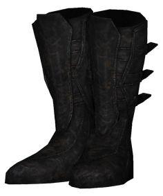 Nightingale Boots - The Elder Scrolls Wiki
